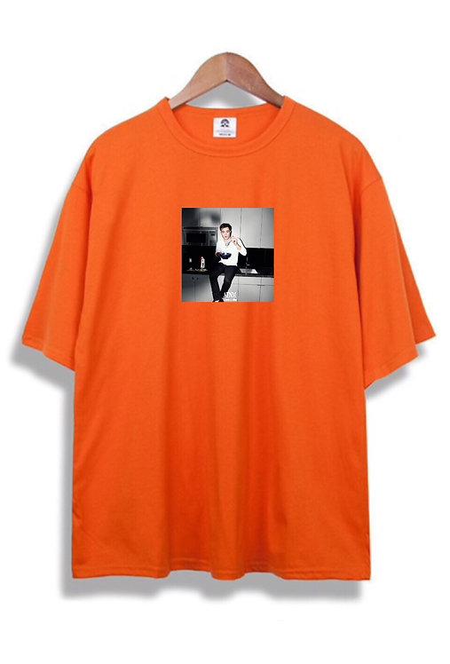 Chuck Bass T-Shirt Orange