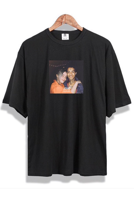 Billie & XX T-Shirt black