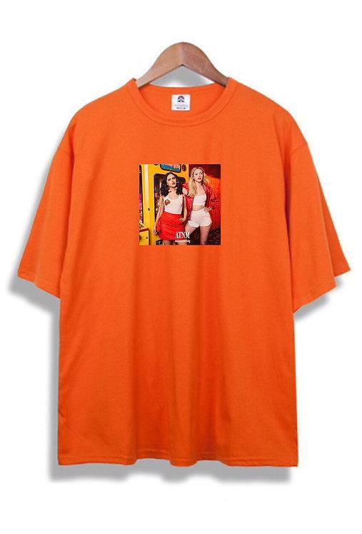 Riverwixen T-Shirt Orange