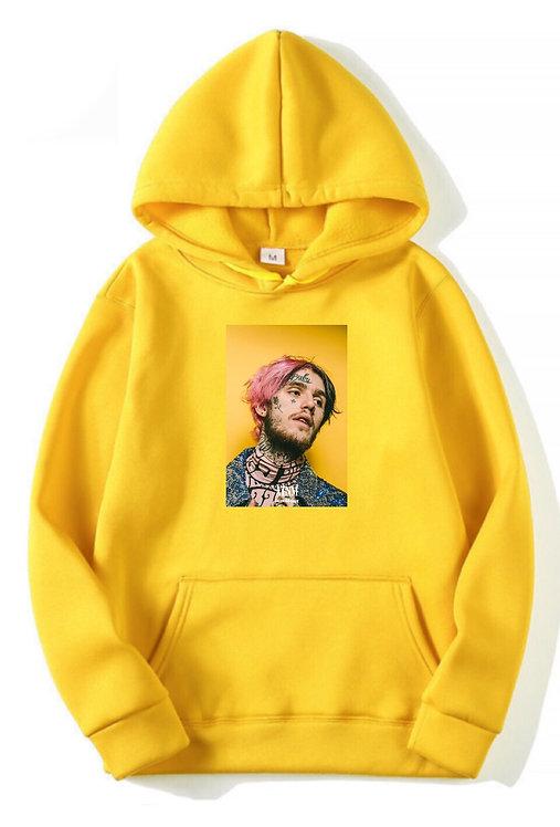 Lil Peep Hoodie Yellow