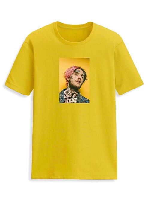 Lil Peep T-Shirt Yellow
