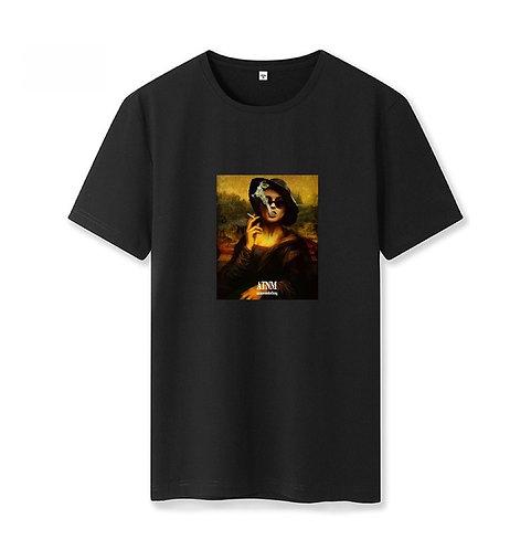 Smokey Mona Shirt Black