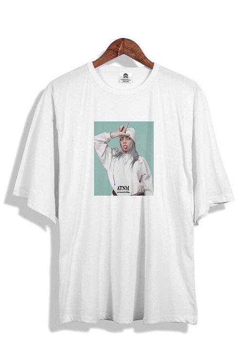Billie Eilish T-Shirt White