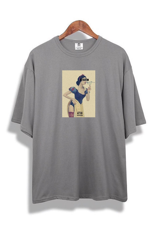 Vintage Bitch T-Shirt Black