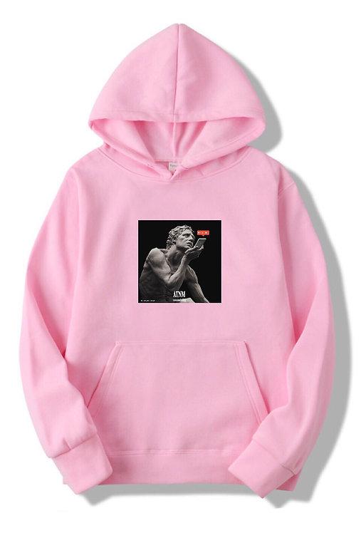 Dependence Hoodie Pink