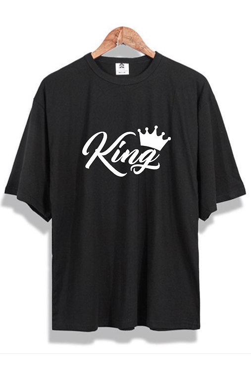 King Tee black