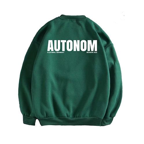 Autonom Back Crewneck