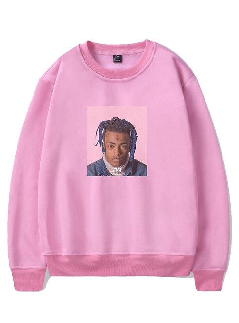 XXXTentaction Crewneck Pink