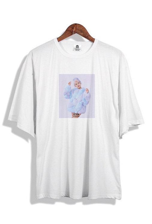 Rihanna T-Shirt White