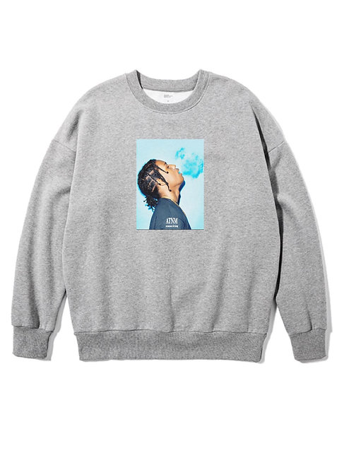 Asap Rocky Crewneck Grey