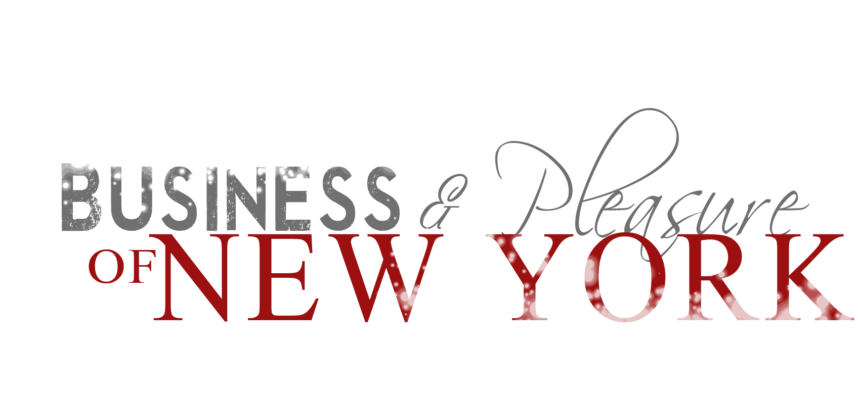Business & Pleasure of New York!