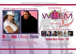 THE WOEM LOVE MEETS FASHION AND R&B