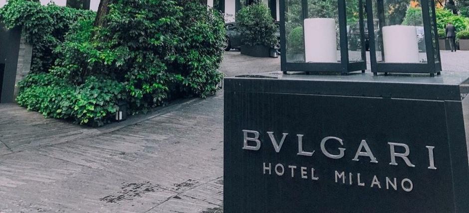 Bulgari Hotel Milano – Italy