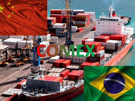 A relação de Comex entre Brasil e China... como fica em tempos do Covid-19?