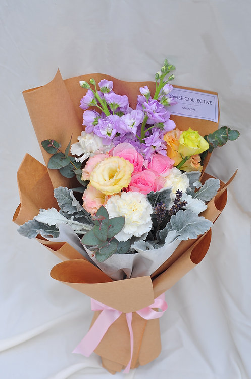 The Sweetest Mum Bouquet
