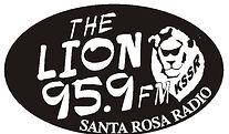 KSSR LOGO, 959FM, SANTA ROSA RADIO LOGO