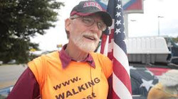 Walking for a purpose