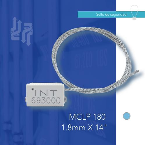 "MCLP 180  1.8mm X 14"""
