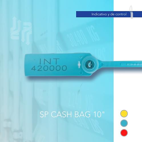 "SP Cash Bag 10"""