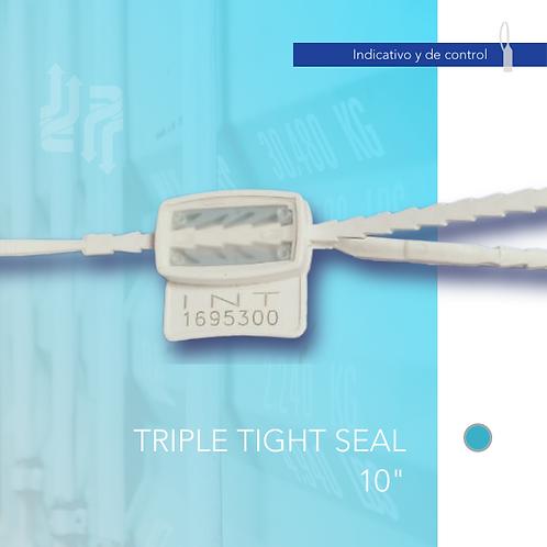 """Triple Tight Seal 10"""""""