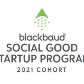 July 2021 Cohort of the Blackbaud Social Good Startup Program!