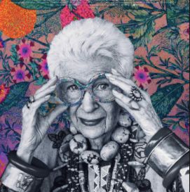 Iris Apfel, Doyenne of Dress and Design