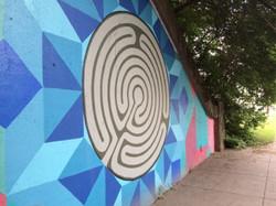 Rivoli Park Neighborhood Labyrinth