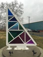 Pythagorean Triangle - Sundial Flatland