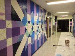Broadway UMC progress shot