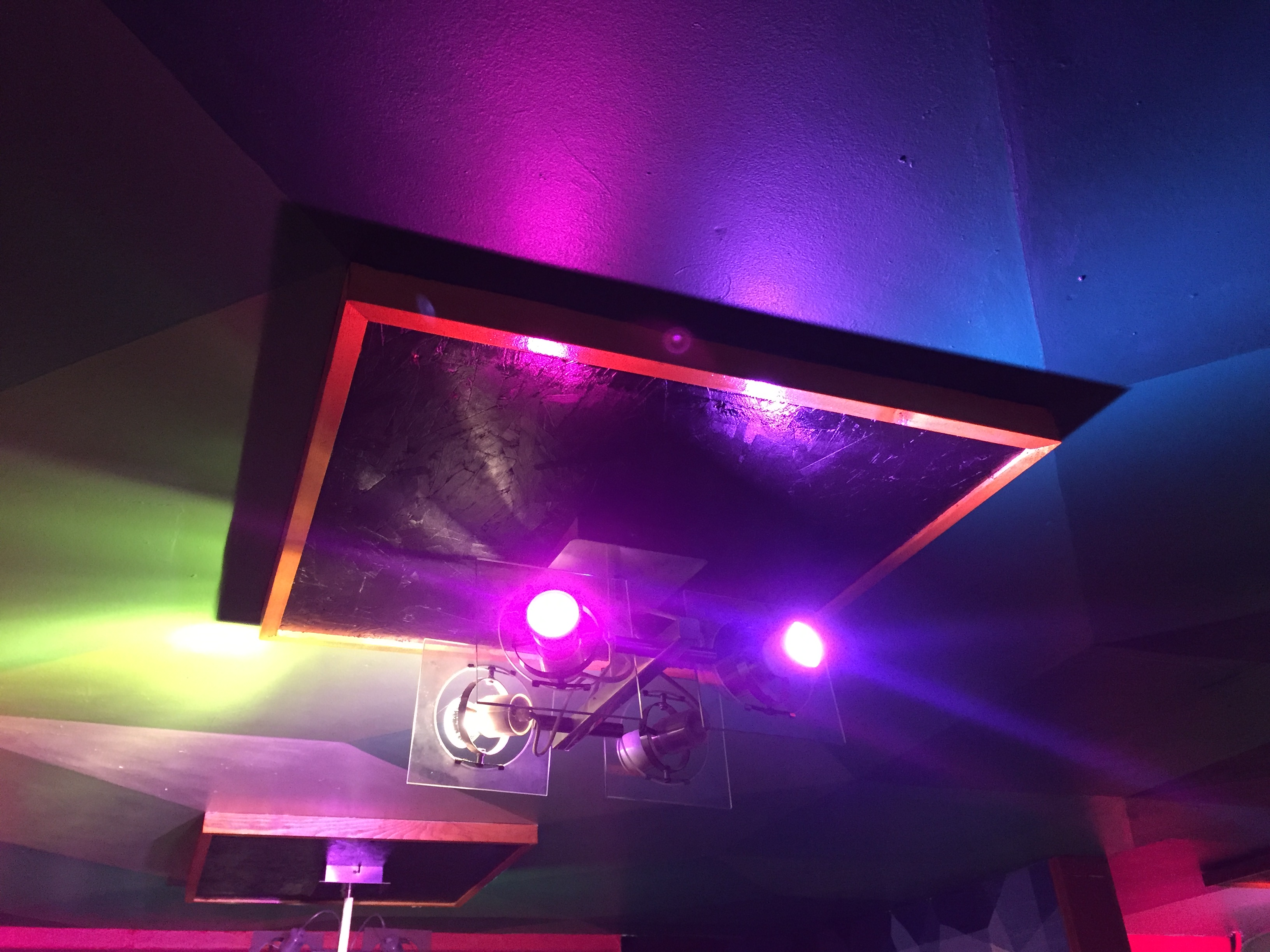 Music Studio Ceiling