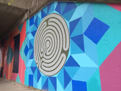 Rivioli Park Labyrinth