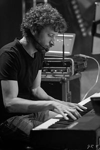Xavier ROBIN Keyboards Telegraph Road Tribute Dire Straits