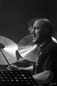 Sébastien Pré Drums Telegraph Road Tribute Dire Straits