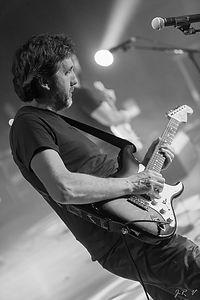 François Combarieu Lead Guitar Telegraph Road Tribute Dire Straits