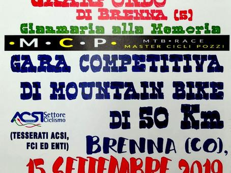 MASTER CICLI POZZI 2019: TUTTI A BRENNA (CO), PER LA GRANFONDO DELL'ANNO