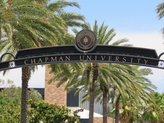 Chapman University Site Visit & Tour