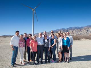 Nestle Water Wind Turbine & Bottling Plant