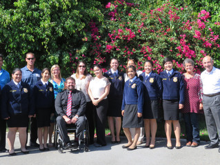 Orange Unified School District & FFA