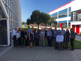 Raytheon Space and Airborne Systems Visit