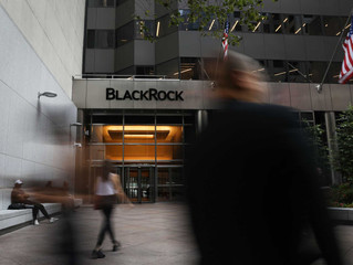 BlackRock makes climate change central to its investment strategy
