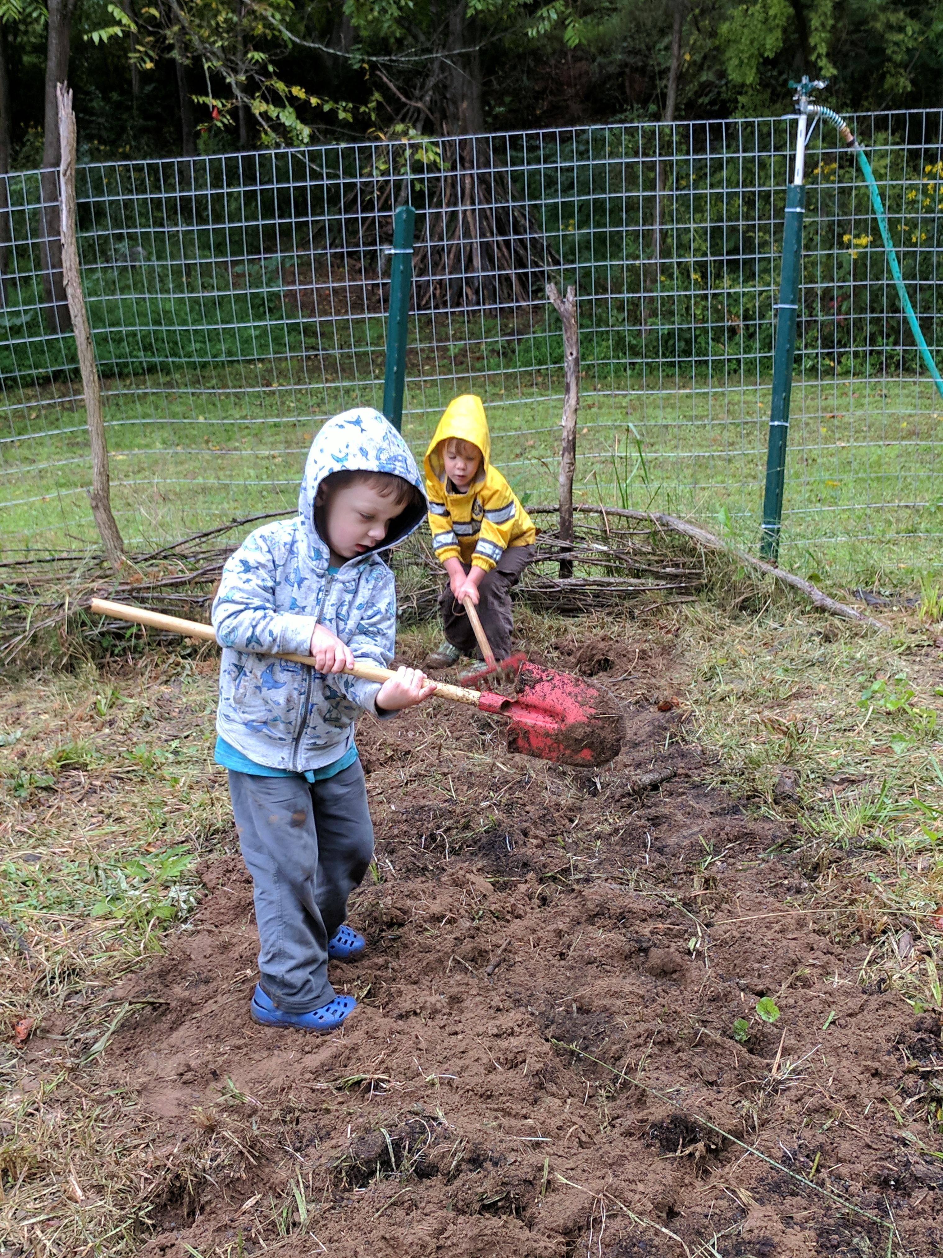 Ashevillefarmstead-kids-garden-sprouts-preschool