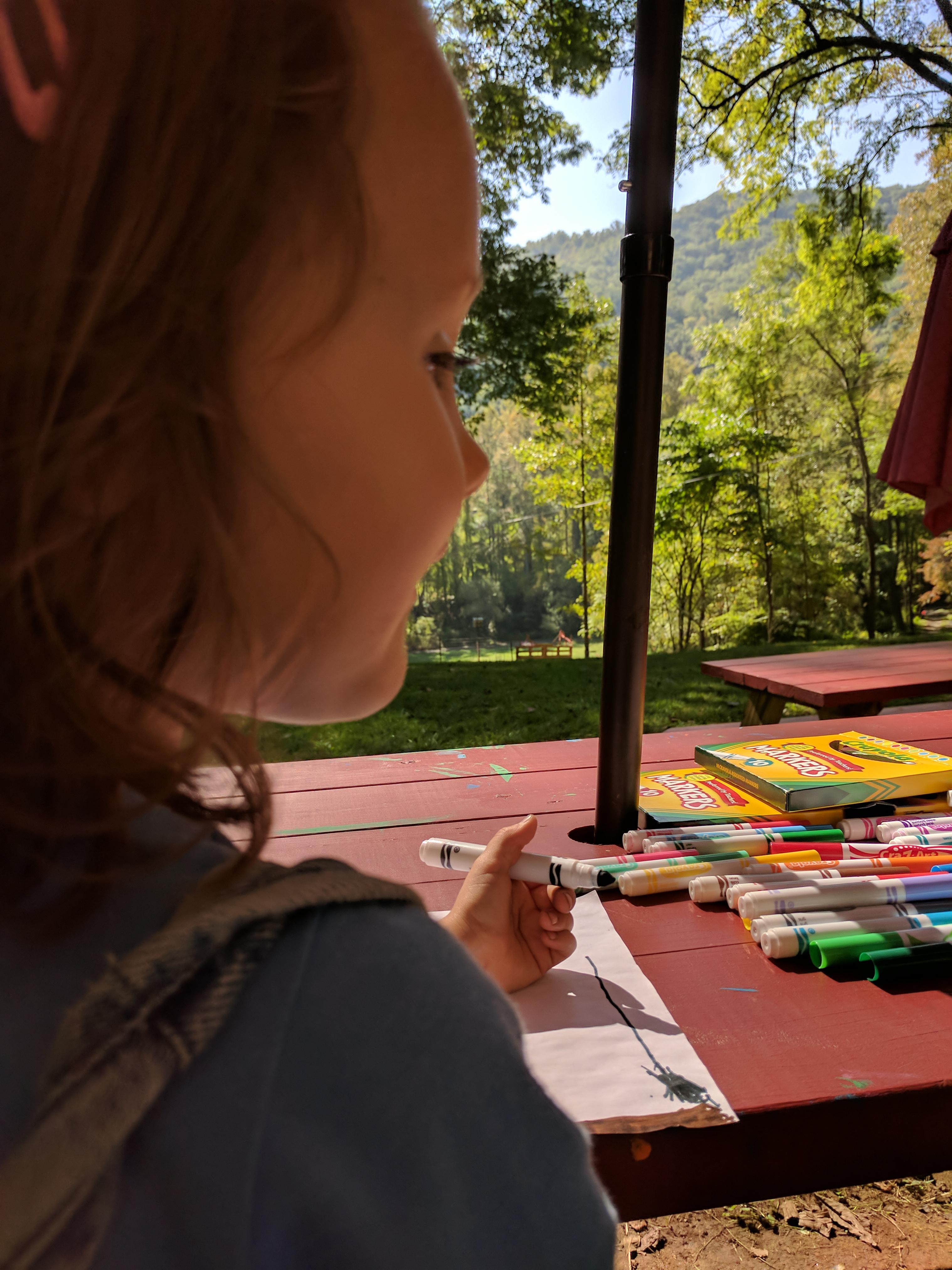 Ashevillefarmstead-kids-sprouts-artsandcrafts