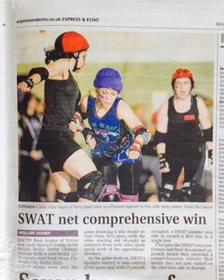 SWAT net comprehensive win