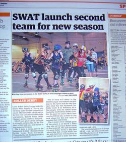 SWAt launch second team