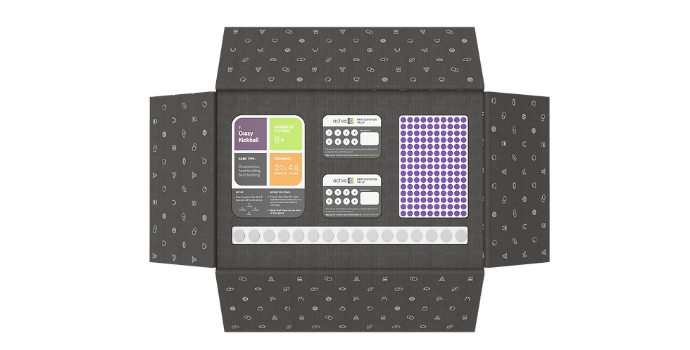 active8 School Box