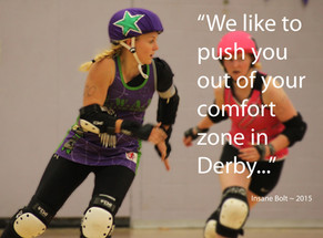 Diary of a Roller Derby Freshie - Day 3