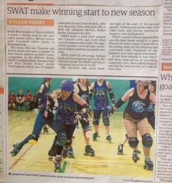 SWAT make winning start