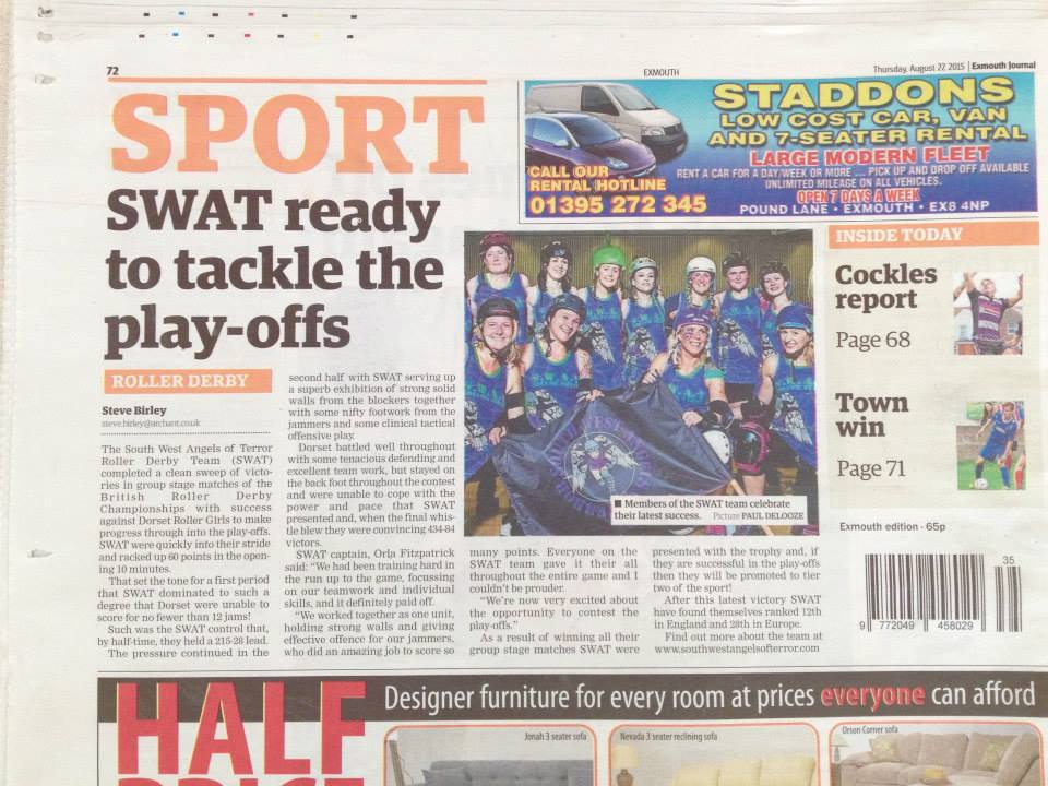 SWAT ready to tackle play-offs