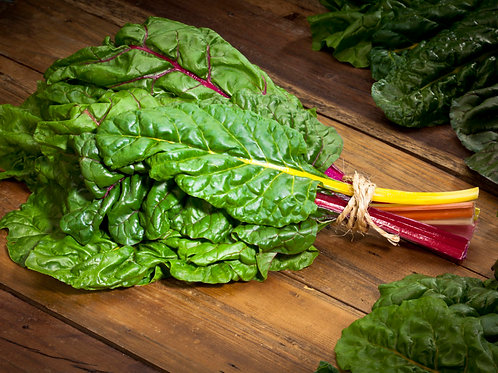 1 Bunch Swiss Chard