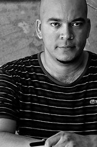 Carlos Chacin Art, Biography